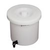 3 Gallon Tamco® Crock with a Fast Draw Off Spigot