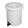 11 Gallon Tamco® Crock with a Fast Draw Off Spigot