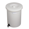 6 Gallon Tamco® Crock with a Fast Draw Off Spigot