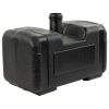 """3 Gallon Black Tank 15"""" L x 8.5"""" W x 7.48"""" Hgt. (2.25"""" Neck)"""