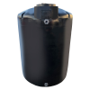 "500 Gallon Black Water Tank - 64"" Dia x 46"" H"