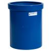 """5 Gallon Blue Heavy Wall Open Top Tamco® Tank - 12"""" Dia. X 14-1/2"""" High"""