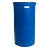"""35 Gallon Blue Heavy Wall Open Top Tamco® Tank - 18-3/8"""" Dia. X 36"""" High"""