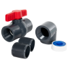 "1-1/2"" Tamco® Cone Bottom Valve Kit"