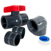 "2"" Tamco® Cone Bottom Valve Kit"