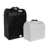 """15 Gallon Black Tamco® Loaf Tank with 5"""" Lid & 3/4"""" Side Fitting - 19-3/8"""" L x 12-3/8"""" W x 21"""" Hgt."""
