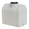"""15 Gallon Natural Tamco® Loaf Tank with 5"""" Lid & 3/4"""" End Fitting - 19-3/8"""" L x 12-3/8"""" W x 21"""" Hgt."""