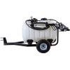 60 Gallon Trailer Sprayer with Wand, 7 Nozzle Boom & 5.0 GPM Pump