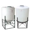 "Stand for 90"" Diameter 15° Cone Bottom Tanks - 11"" Clearance"