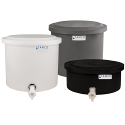 Tamco® Molded Polyethylene Shallow Tanks