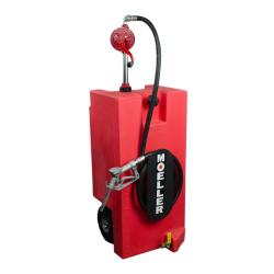 29 Gallon Red Portable Fuel Gas Walker