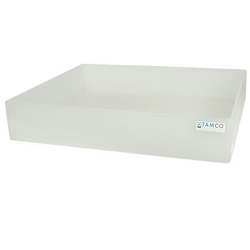 Tamco® Lightweight Polyethylene Trays