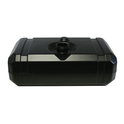 "16 Gallon CARB/EPA Black Tank with 3.5"" Neck - ID 2.97"" x 29.52"" L x 17"" W x 10"" Hgt."