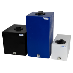 Tamco® Square & Rectangular Utility Tanks
