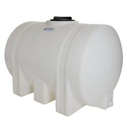 """125 Gallon Natural Tamco® Leg Tank with 8"""" Lid & 3/4"""" End Fitting - 48"""" L x 29-1/2"""" W x 31"""" Hgt."""