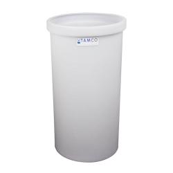 "15 Gallon Polyethylene Tamco® Tank - 14"" Dia. x 27"" Hgt."