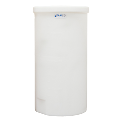 "35 Gallon Polyethylene Tank - 19"" Dia. x 36"" High"
