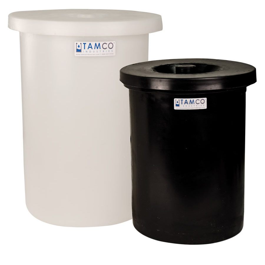 "3 Gallon Black Can 10"" Dia. x 12"" High"