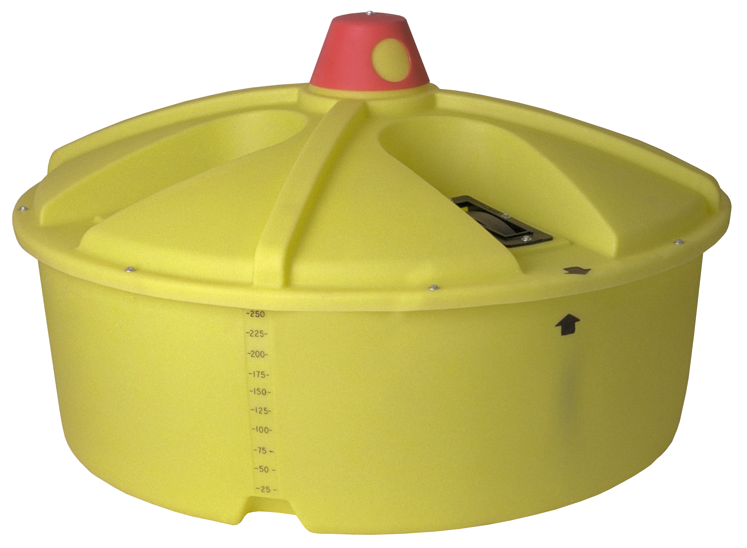 "285 Gallon Liquid Feeder Tanks - 68"" x 39"" (Wheel Sold Separately)"