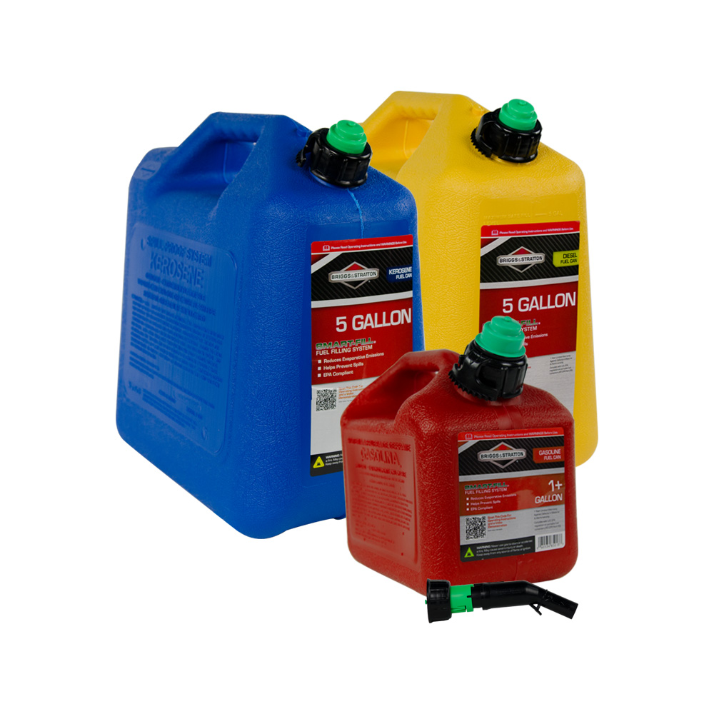 Plastic Gas Cans >> Standard Gas Cans U S Plastic Corp