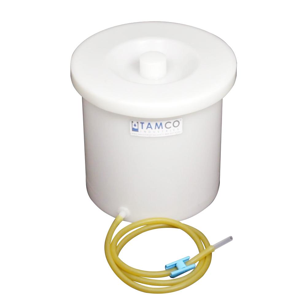 3 Gallon Tamco® Crock with Tubing & a Pinch Spigot