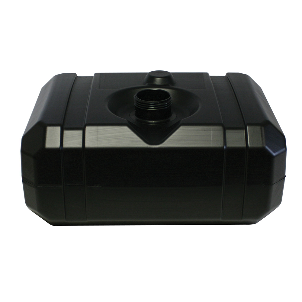 "12 Gallon CARB/EPA Black Tank with 3.5"" Neck (Cap Sold Separately)"