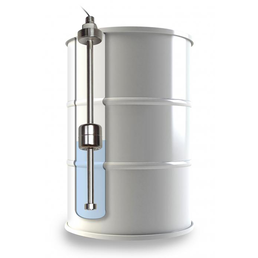 Continuous Level Sensor 55 Gallon Drum Kit