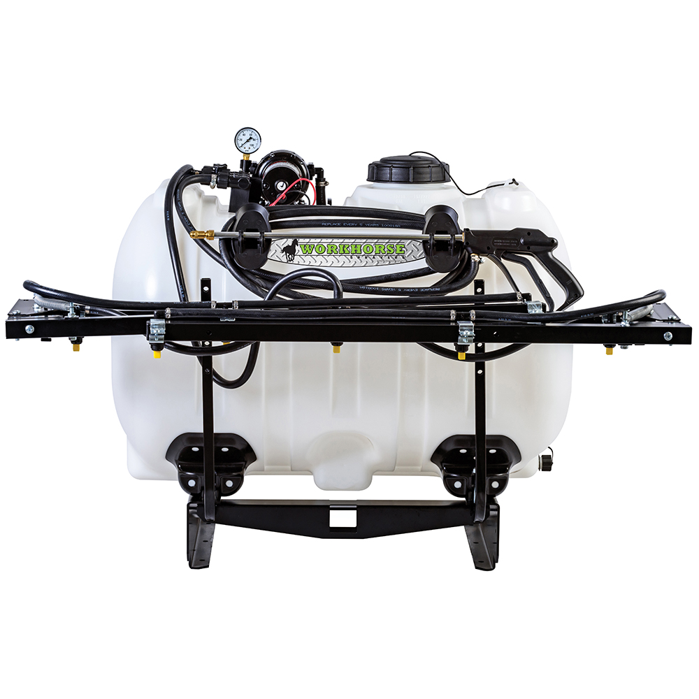 60 Gallon 3 Point Sprayer with 7 Nozzle & 5.0 GPM Pump