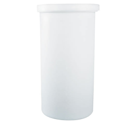 Cylindrical Open Top Polyethylene Tanks