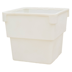 "825 Gallon Open Top Rectangular Tank - 73"" L x 73"" W x 66"" H *"