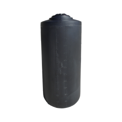 125 Gallon Black ProChem® Process Chemical Tank