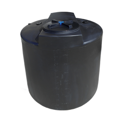 300 Gallon Black ProChem® Process Chemical Tank