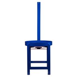 "Stand for Domed 11"" Diameter Tank/ No Agitator Column"
