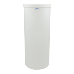 "105 Gallon Natural Heavy Weight Tamco® Tank - 24"" Dia. x 58"" Hgt. (Cover Sold Separately)"