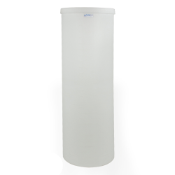 "135 Gallon Natural Heavy Weight Tamco® Tank - 24"" Dia. x 74"" Hgt. (Cover Sold Separately)"