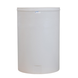 "300 Gallon Natural Heavy Weight Tamco® Tank - 40"" Dia. X 60"" Hgt. (Cover Sold Separately)"
