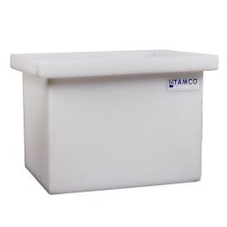 "6 Gallon Polyethylene Tamco® Tank - 14"" L x 10"" W x 10"" Hgt. (Can Ship UPS)"