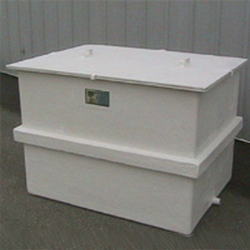 Square & Rectangular Open Top Tanks Category | Square