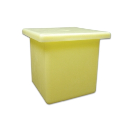 Square & Rectangular Open Top Polyethylene Tanks