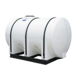 Free Standing Horizontal Bulk Storage Tanks without Sumps