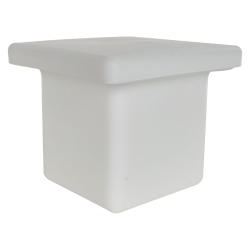 Molded Polypropylene Tanks with Covers