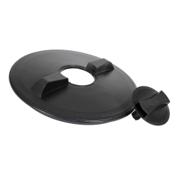"16"" Threaded Lid with Vent & Ring for Tamco® Tanks"