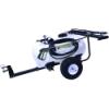 40 Gallon Trailer Sprayer with Wand, 5 Nozzle Boom & 2.2 GPM Pump