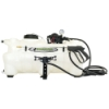 25 Gallon ATV Sprayer with Deluxe Wand, Boom with 7 Nozzles & 4 GPM Pump
