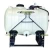 40 Gallon 3 Point Sprayer with 5 Nozzle & 2.2 GPM Pump