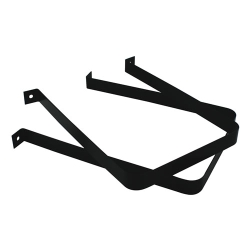 6 Gallon Black 16 GA CRS  Mounting Strap (2 Required Per Tank)
