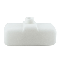 "1 Gallon CARB/EPA Natural Tank with 2.25"" Neck (Cap Sold Separately)"
