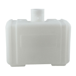 "5 Gallon CARB/EPA Natural Tank with 3.5"" Neck (Cap Sold Separately)"