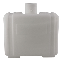 "6 Gallon CARB/EPA Natural Tank with 3.5"" Neck (Cap Sold Separately)"