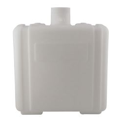 "7 Gallon CARB/EPA Natural Tank with 3.5"" Neck (Cap Sold Separately)"